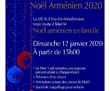 Fête du Noël Arménien