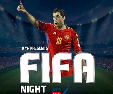 FIFA Night 2018