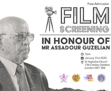 Film screening Assadour
