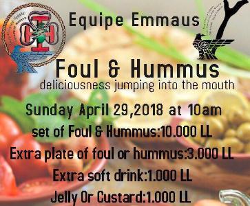 Foul & Hummus