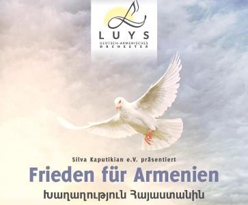 Frieden für Armenien