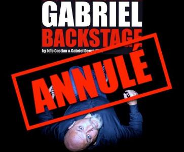 Gabriel Dermidjian dans Backstage