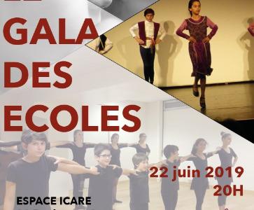 Gala des écoles JAF Paris Île-de-France