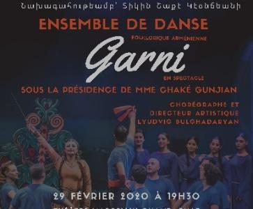 GARNI Dance Show