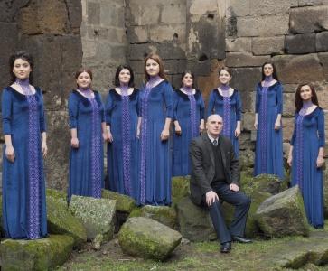 Gesitliche und weltliche Vokalmusik aus Armenien
