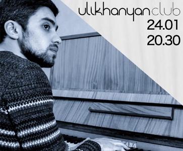 Grigor Evanisyan Trio feat. Daniel Melkonyan