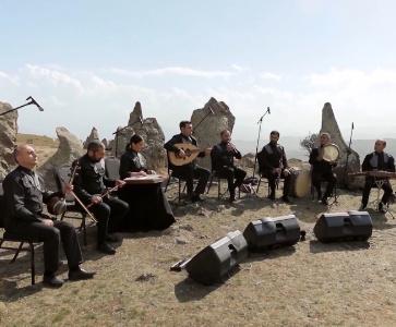 Gurdjieff Ensemble in France, Festival international de musique