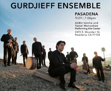 Gurdjieff Ensemble in Pasadena