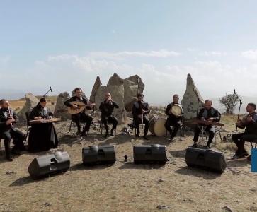 Gurdjieff Ensemble in the Netherlands, Musica Sacra Festival