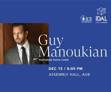 Guy Manoukian and Fayha Choir - Beirut Chants Season 12