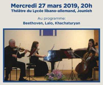 Hamazkayin Trio