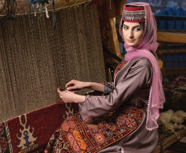 Hasmik Harutyunyan & Kitka in Concert / Gorani: Love Songs to Lost Homelands