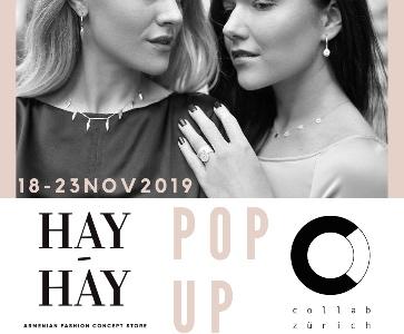 HAY-HAY Armenian Fashion Concept Store