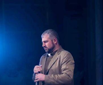 "Hayk Tigranyan will perform the role of Il Sagrestano in G. Puccini's opera ""Tosca"""