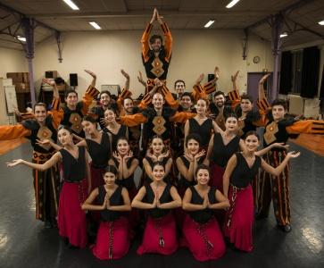 Inscriptions école et compagnie de danse Yeraz