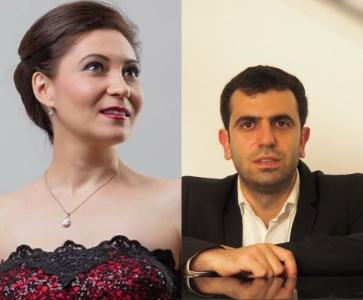 Concert de mélodies arméniennes de Komitas / Կոմիտասին նվիրված երաժշտական երեկո