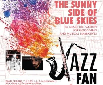 Jazz fan