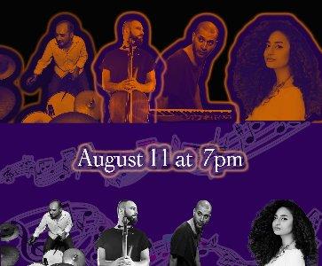 Jazz Night with Astghik Martirosyan