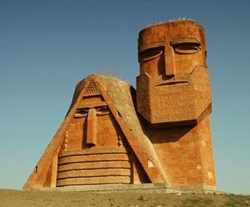 МИТИНГ ЗА МИР в Нагорни Карабах
