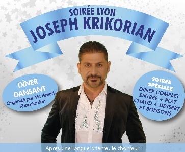 Joseph Krikorian Lyon