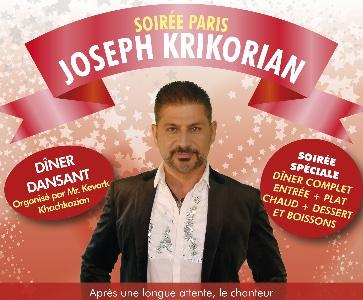 Joseph Krikorian Paris