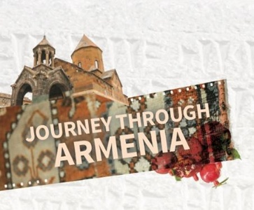 Journey through Armenia
