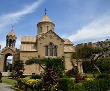 L'histoire des Arméniens en Egypte