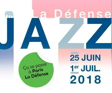 La Défense Jazz Festival - 41e édition