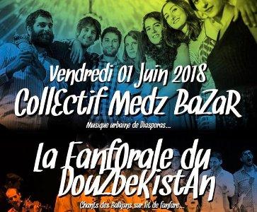 La Fanforale du Douzbekistan
