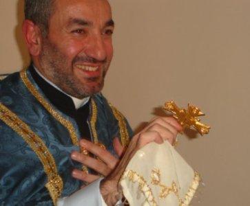 La liturgie de l'église armenienne