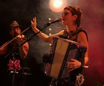 Lavach' en concert au Chiff's Café