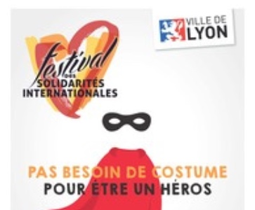 Le festival des Solidarités Internationales 2019