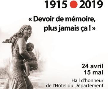 """""""Le Génocide des Arméniens"""""""