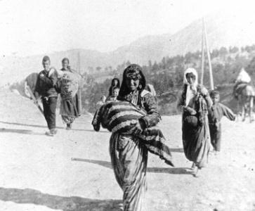 Le génocide des Arméniens : quelles images contre le déni ?