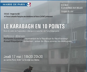 Le Karabagh en 10 points