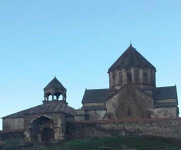 Le patrimoine architectural arménien: Action et sensibilisation