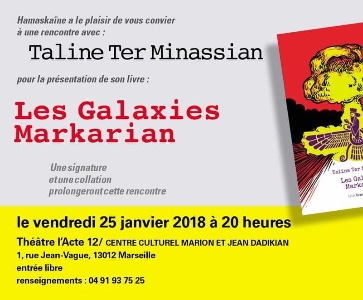 Les galaxies Markarian