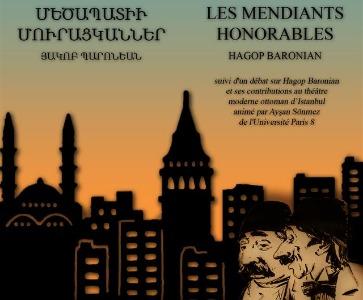 Les Mandiants Honorables - Hagop Baronian
