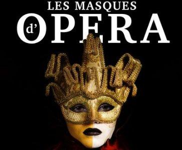 Les masques d'opéra. Varduhi Khachatryan, soprano