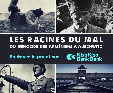 LES RACINES DU MAL - lancement de la campagne de crowdfunding