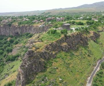 Les sanctuaires de l'Arménie antique