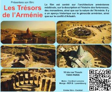 Les Trésors de l'Arménie