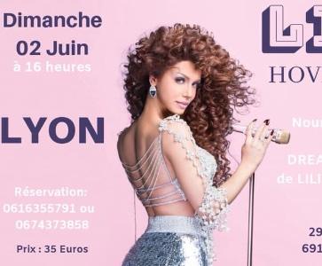 Lilit Hovhannisyan en concert à Lyon