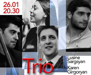 Lusine Sargsyan and Karen Girgoryan Trio
