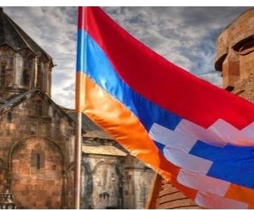 Manifestation à Jette - Armenians United for Artsakh