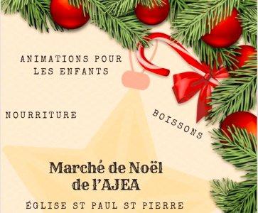 Marché de Noël de l'AJEA
