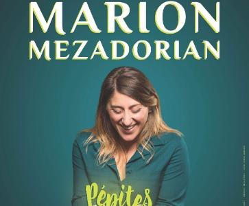Marion MEZADORIAN au festival d'Avignon du 05 au 27 Juillet 2019