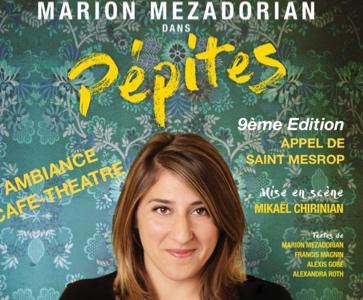 Marion Mezadorian au POC d'Alfortville