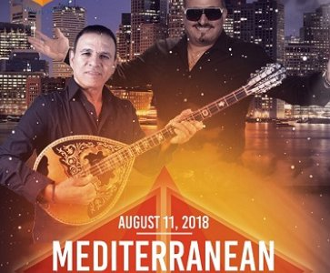 Mediterranean Nights Featurning ft. Ronios and Vatche Sarkissian