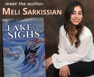Meet Meli Sarkissian, author of Lake of Sighs